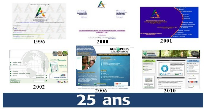 sites web Agropolis International