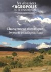 Dossier Agropolis International Changement climatique