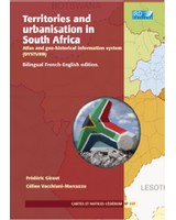 Territories and urbanisation in South Africa - Atlas and geo-historical information system (DYSTURB)