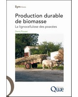 Production durable de biomasse - La lignocellulose des poac�es