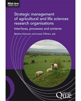 Strategic management of agricultural and life sciences research organisations - Interfaces, processes and contents