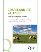 Grassland use in Europe  A syllabus for young farmers