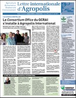 Lettre internationale d'Agropolis