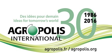 visuel Agropolis International 30 ans