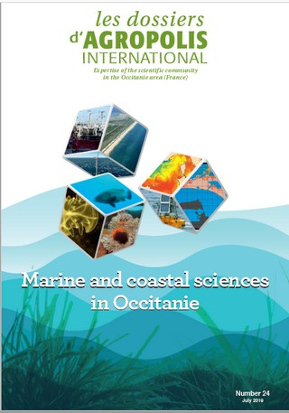 Discover the English version of the last issue of the series 'Les dossiers d'Agropolis International' : Marine and coastal sciences in Occitanie n° 24 (131 pages, July 2019)