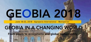 Early registration for GEOBIA' 18 Conference open until March 15th/ 