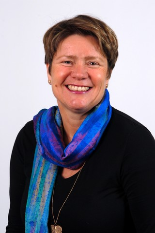 Mrs. Marti Van Liere, new Team Leader of the NIPN Global Support Facility