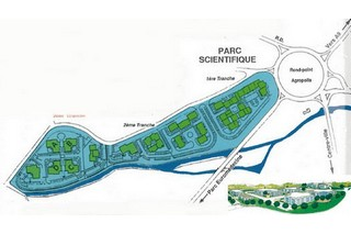 Locaux disponibles sur le Parc scientifique Agropolis (Montferrier-sur-Lez, Hérault)