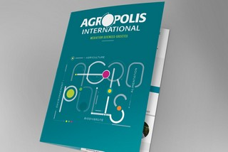 A new institutional brochure for Agropolis International in line with a new roadmap, new ambitions