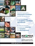 Agropolis International leaflet