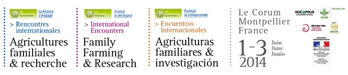 International encounters family farming & research