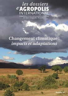 Changement climatique, dossier Agropolis International