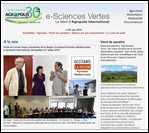 E-sciences Vertes 49 Ete 2016
