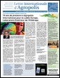 Lettre internationale d'Agropolis n° 13, mai 2012