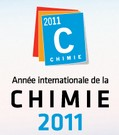 logo  année internationale de la chimie 2011
