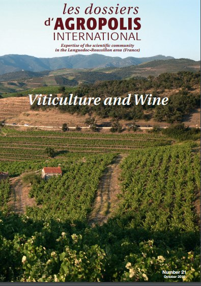 «Viticulture and Wine » - Version anglaise du dossier Agropolis International 'Vigne et Vin' - n° 21, octobre 2016, 76 p.